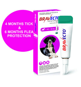 Bravecto Spot on for dogs - The Vet Store Online