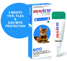 Load image into Gallery viewer, Bravecto Spot on for cats - The Vet Store Online
