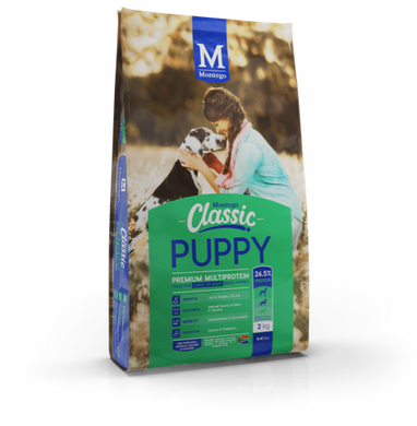 Montego Classic LARGE TO GIANT BREED PUPPY
