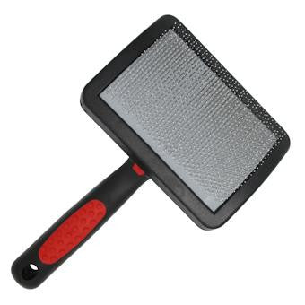 Brush Slicker, Curved with Ball Pins - The Vet Store Online