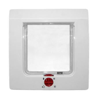Door, 4-Way Lockable Cat Flap - The Vet Store Online
