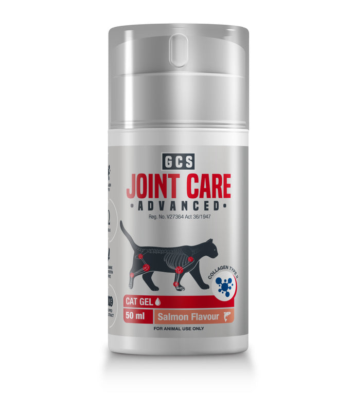 GCS Joint Care Advanced Cat Gel (Salmon flavour) 50 ml - The Vet Store Online