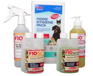 F10 - Home Hygiene Pack - The Vet Store Online