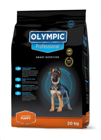 Olympic Professional Puppy Large Breed