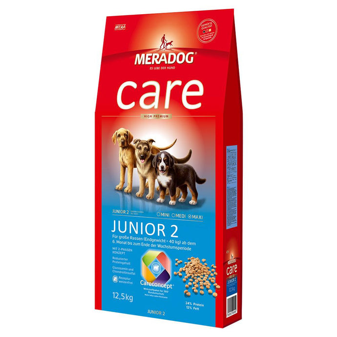 Meradog Junior 2 – Puppy Large Breed 12.5kg - The Vet Store Online