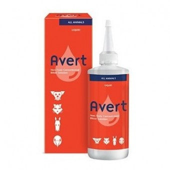 Avert Bitter Solution 100ml - The Vet Store Online
