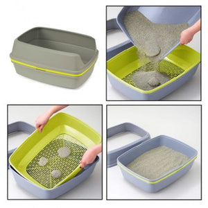 Cat Litter Tray, Lift To Sift - The Vet Store Online