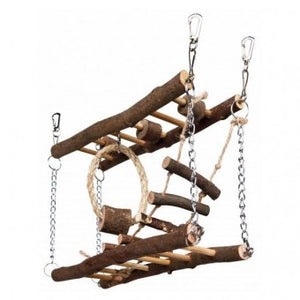 Rosewood Activity Suspension Bridge - The Vet Store Online