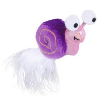 Petstages Night-Time Glow Snail - The Vet Store Online