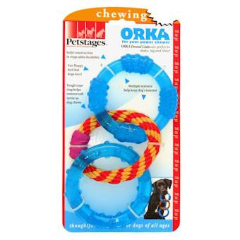 Petstages Orka Dental Links - The Vet Store Online