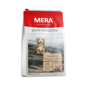 Meradog PURE Mini Turkey & Rice – Adult Gluten-Free 4kg