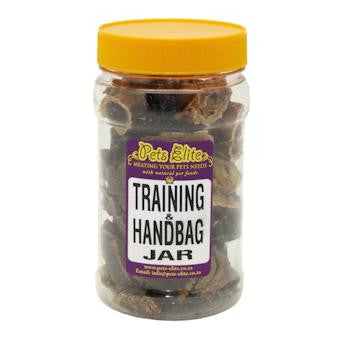 Training & Handbag Treat Jar - The Vet Store Online