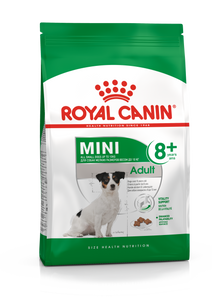 Royal Canin MINI Adult 8+ - The Vet Store Online