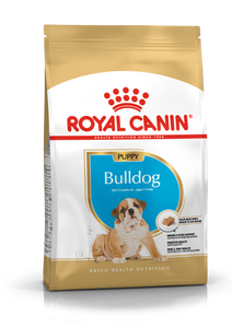 Royal Canin BULLDOG Junior - The Vet Store Online