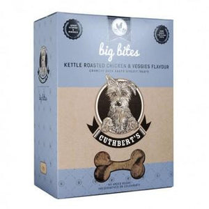 Cuthbert's Biscuits, Roasted Chicken & Veg. - The Vet Store Online