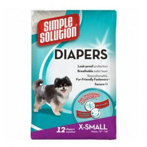 Diapers 12-Pack - The Vet Store Online