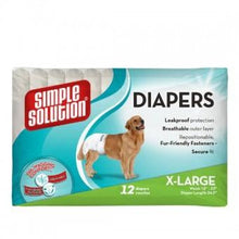 Load image into Gallery viewer, Diapers 12-Pack - The Vet Store Online