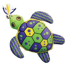Load image into Gallery viewer, KONG Aloha Turtle Plush Toy - The Vet Store Online