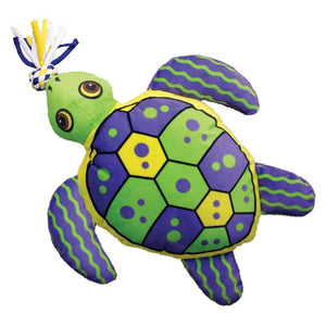 KONG Aloha Turtle Plush Toy - The Vet Store Online