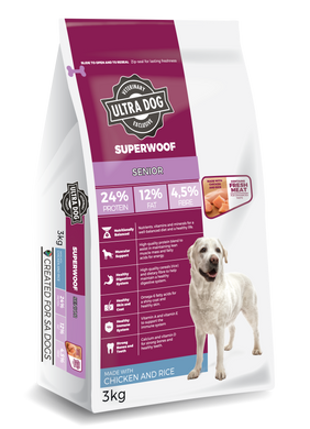 Ultradog Superwoof Senior - The Vet Store Online