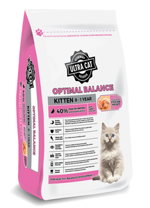 Ultra Cat Kitten Optimal Balance 2kg - The Vet Store Online