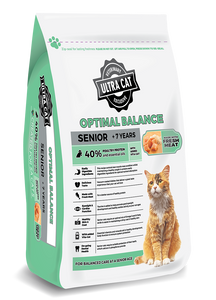 Ultra Cat Senior Optimal Balance 2kg - The Vet Store Online