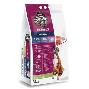 Ultradog Superwoof Large Breed Adult - The Vet Store Online