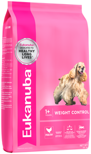 Eukanuba Adult Weight Control Small & Medium - The Vet Store Online
