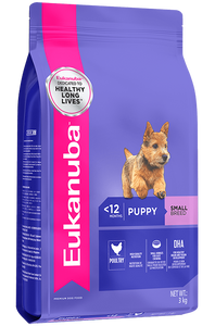 Eukanuba Small Breed Puppy - The Vet Store Online