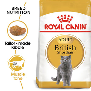 Royal Canin BRITISH SHORTHAIR Adult - The Vet Store Online