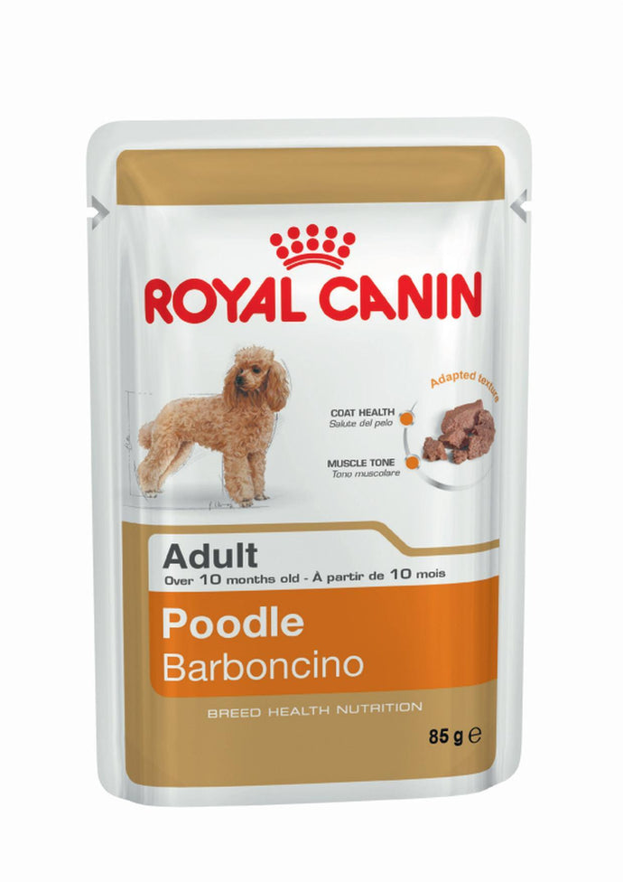 Royal Canin POODLE Pouch (12 x 85g) - The Vet Store Online