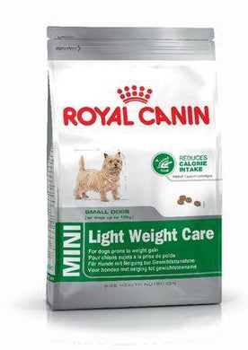 Royal Canin LIGHT WEIGHT CARE Mini 2kg - The Vet Store Online
