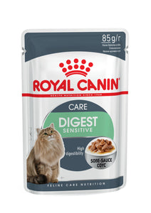 Royal Canin DIGEST SENSITIVE Gravy (12 x 85g Pouch) - The Vet Store Online