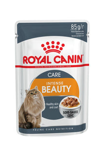 Royal Canin INTENSE BEAUTY Gravy (12 x 85g) - The Vet Store Online