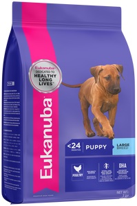 Eukanuba Puppy for Large Breeds - The Vet Store Online