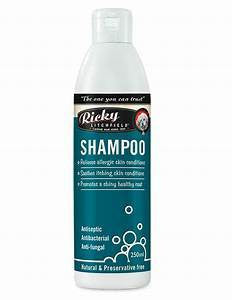Ricky Litchfield Shampoo 250ml - The Vet Store Online