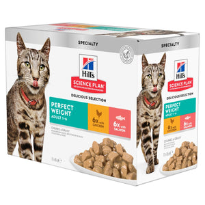 Hill's™ Science Plan™ Feline Adult Perfect Weight with Chicken