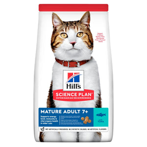 Hill's™ Science Plan™Feline Mature Adult 7+ Active Longevity™ with Tuna 1.5kg