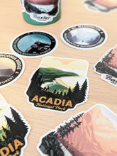 Load image into Gallery viewer, Acadia National Park Sticker