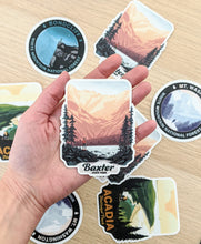 Load image into Gallery viewer, Baxter State Park Sticker