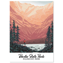 Load image into Gallery viewer, Baxter State Park Postcard