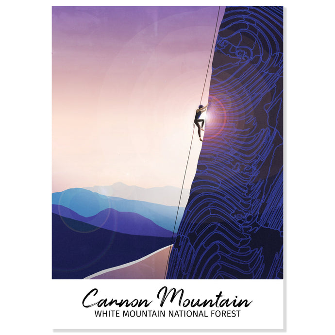Cannon Mountain Postcard