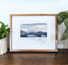 Load image into Gallery viewer, Bartlett, New Hampshire, 8x10 Framed Art Print - Kat Maus Haus