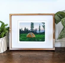 Load image into Gallery viewer, Jackson, Wyoming, 8x10 Framed Art Print - Kat Maus Haus