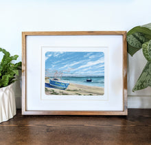 Load image into Gallery viewer, Provincetown, Massachusetts, 8x10 Framed Art Print - Kat Maus Haus