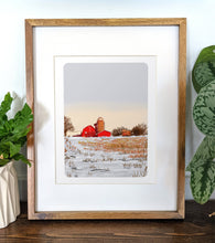 Load image into Gallery viewer, Canton, New York, 8x10 Framed Art Print - Kat Maus Haus