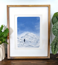 Load image into Gallery viewer, Mt. Mansfield, Vermont, 8x10 Framed Art Print - Kat Maus Haus