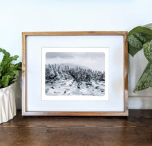 Load image into Gallery viewer, Mt. Adams, New Hampshire, 8x10 Framed Art Print - Kat Maus Haus