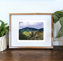 Load image into Gallery viewer, Bondcliff, New Hampshire, 8x10 Framed Art Print - Kat Maus Haus