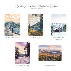 White Mountains Gift Box
